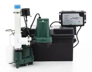 Zoeller Preassembled Sewage Pump System Z5080006