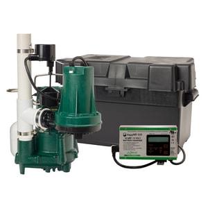Zoeller 115V Preassembled System Z5080007