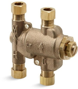 Kohler Brass Undercounter Thermostatic Mixing Valve K99799-NA