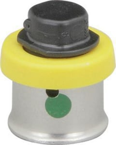 Viega 1-1/4 in. Plastic Test Plug V49770