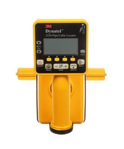 3M Dynatel™ 12W Battery Powered Pipe and Cable Locator 3M05111553530 at Pollardwater