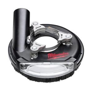 Milwaukee 5 in. Universal Surface Grinding Dust Shroud M49406100