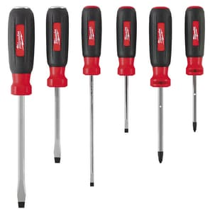 Milwaukee Screwdriver Set M48222006