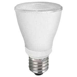 TCP PAR20 LED Bulb Medium E-26 Base 3000K 25 Degree TLED8P2030KNFL
