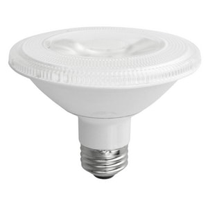TCP PAR30 Short Neck LED Bulb Medium E-26 Base 3000K 25 Degree Dimmable TLED10P30S30KNFL