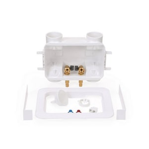 Oatey 2x4™ 1/4 in. CPVC Washing Machine Outlet Box O38205