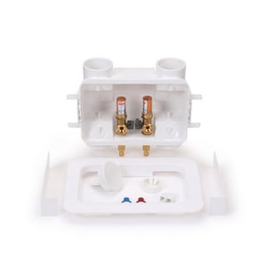 Oatey 2x4™ 1/4 in. CPVC Washing Machine Outlet Box with Hammer O38207