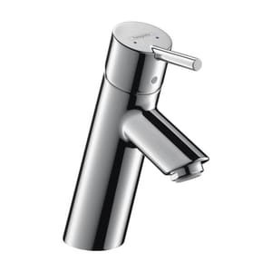 Hansgrohe Talis S 1.5 gpm 1-Hole Bathroom Faucet with Single Lever Handle (Less Pop-Up Drain Assembly) H32041