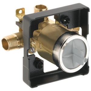 Brizo 1/2 in. 7.8 gpm High Flow Shower Rough-In Valve DR60000UNWSHF