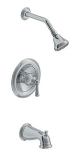 PROFLO® 2 gpm Single Lever Handle Tub and Shower Faucet Trim PF4830
