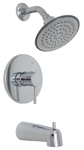 PROFLO® Single Lever Handle Tub and Shower Faucet Trim (Trim Only) PF8830
