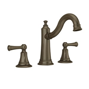bartlett double lever roman tub faucet