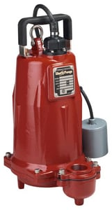 Effluent/Sewage Pumps