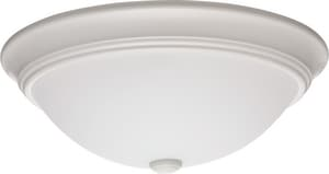 Lithonia Lighting Denon 5-1/4 x 14-1/10 in. 4000K LED Flushmount LFMDECL1420840M4