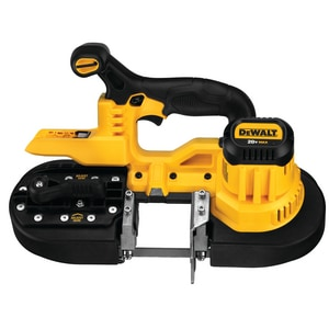 DEWALT 15 in. 20V Lithium-Ion Band Saw Tool Only DDCS371B