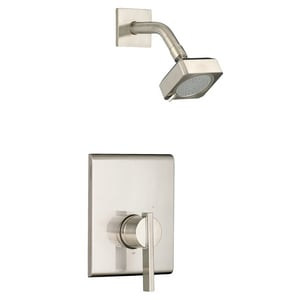 American Standard Times Square® 2 gpm Shower Faucet Trim with Single Lever Handle AT184507