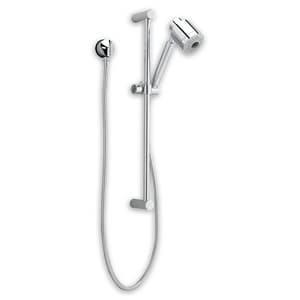 American Standard Flowise® 3-Function Modern Water Saving Shower System Kit in Polished Chrome A1662643002