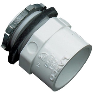 Diversitech 3/4 PVC x Slip Drain Pan Fitting DIV61