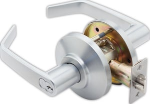 Best Access Lock in Satin Chrome B7KC3715DS3626