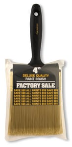 Wooster 4 in. Factory Sale Brush WP39744