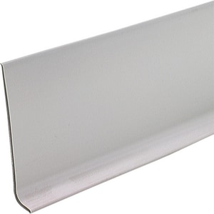 M-D Building Products 4 in. x 120 ft. Cove Base in Grey M75499