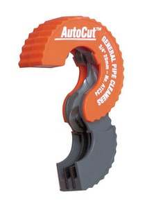 General Pipe Cleaners AutoCut Copper Tubing Cutter with Cutter Wheel GFPATC