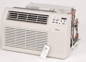 Amana HVAC R-410A 9.8 EER Through the Wall Room Air Conditioner APBC3G00CB