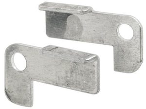 Primeline Products 1-1/4 in. Screen Swivel Latch in Mill 6-Pack PL5738