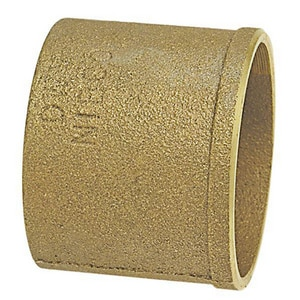 No-Hub DWV Cast Copper Soil Adapter CCDWVNHA