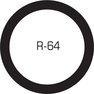 Lincoln Products® R-42 Fiber and Nitrile O-Ring LIN110142