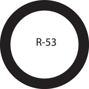 Lincoln Products R-53 Rubber O-Ring LIN110153