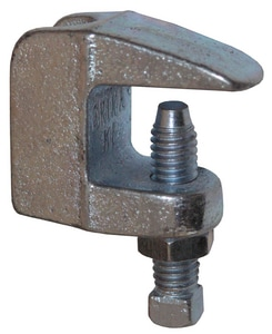 FNW Zinc Plated Junior Beam Clamp FNW7203Z