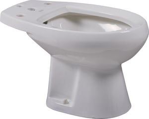 American Standard Cadet® Vitreous China Center Hole Bidet in White A5023111020