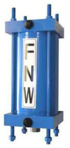 FNW 8 in. Bore x 8 in. Stroke Cylinder with Pneumatic Actuator FNW8B8S
