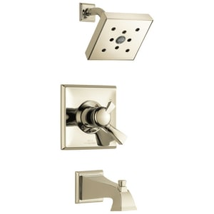 Delta Faucet Dryden™ 2 gpm Tub and Shower Trim with Single Lever Handle DT17451H2O