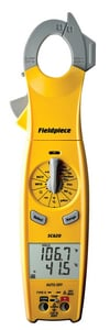Fieldpiece Instruments Loaded Clamp Meter with Swivel FSC620
