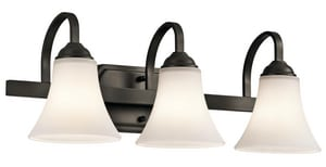 Kichler Lighting Keiran™ 3-Light Bath Light KK45513