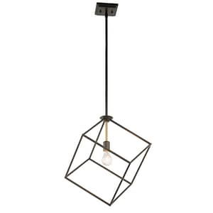 Kichler Lighting Cartone 1-Light Pendant in Olde Bronze KK42525OZ