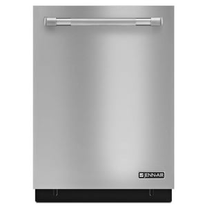 Jennair TriFecta™ 24 in. Flush Dishwasher with Built-In Water Softener JJDB9600CW