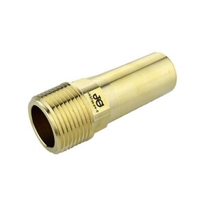 John Guest USA CTS x NPT Brass Male Adapter JMWI052