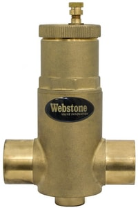 Webstone Company Sweat Air Separator W7500
