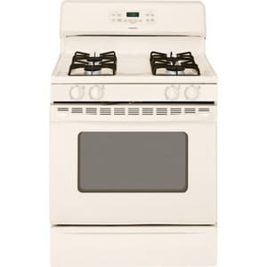 General Electric Appliances 46-7/8 x 30 in. 4.8 cf Natural Gas Self-Clean Freestanding Range GRGB780DEH