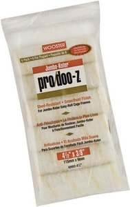 Wooster 4-1/2 x 3/8 in. Medium Surface Nap Roller 6-Pack WRR602412