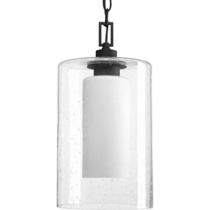 Progress Lighting Compel 100W 1-Light Outdoor Pendant PP6520