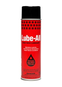 Spartan Chemical Lube- All Aerosol Lubricant S673000