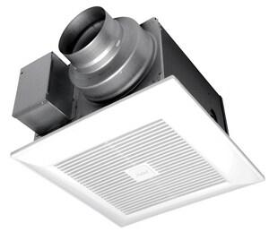 Panasonic 150.0 CFM 0.33A Ventilation Fan with Light - FV ...