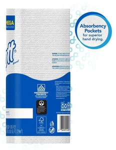 Kimberly Clark Scott® Kitchen Paper Towel Roll in White (Case of 20) K41482