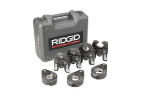 Ridgid MegaPress® Kit for Standard Ridge Press Tool R4855