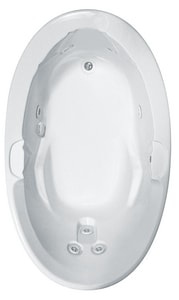 Aquatic Industries Point Reyers Jr 22-3/4 x 65-1/2 in. Bathtub AAI6640O