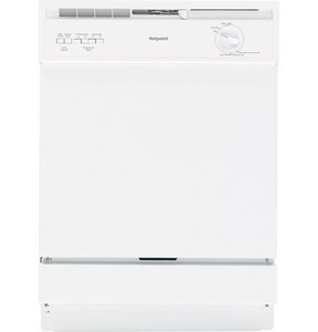General Electric Appliances Hotpoint® Built-In Dishwasher GHDA3600H